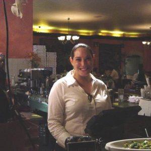 Melanie in La Strada